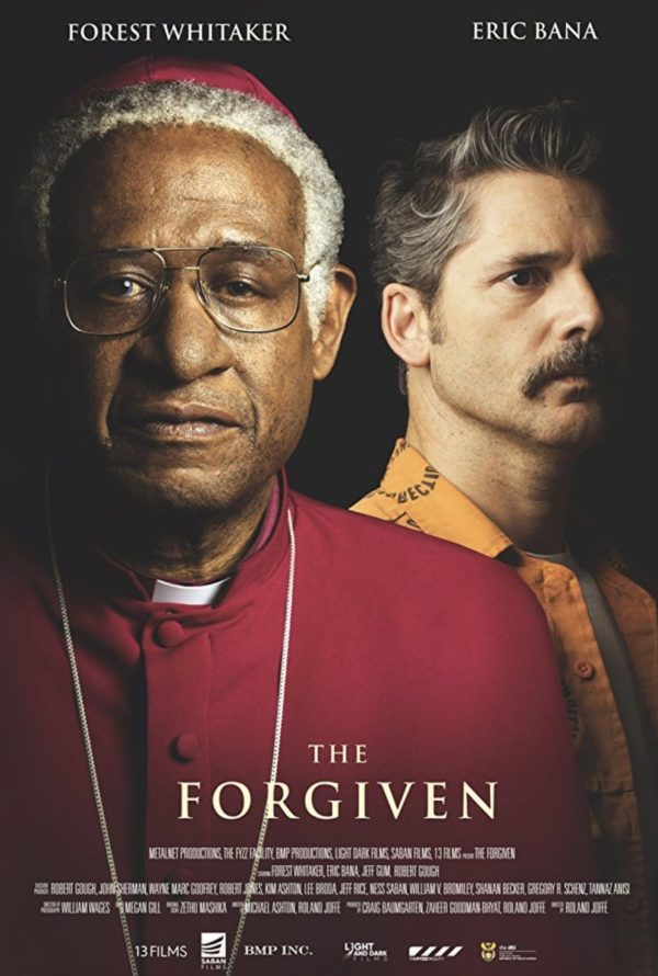 Movie Review - The Forgiven (2018)