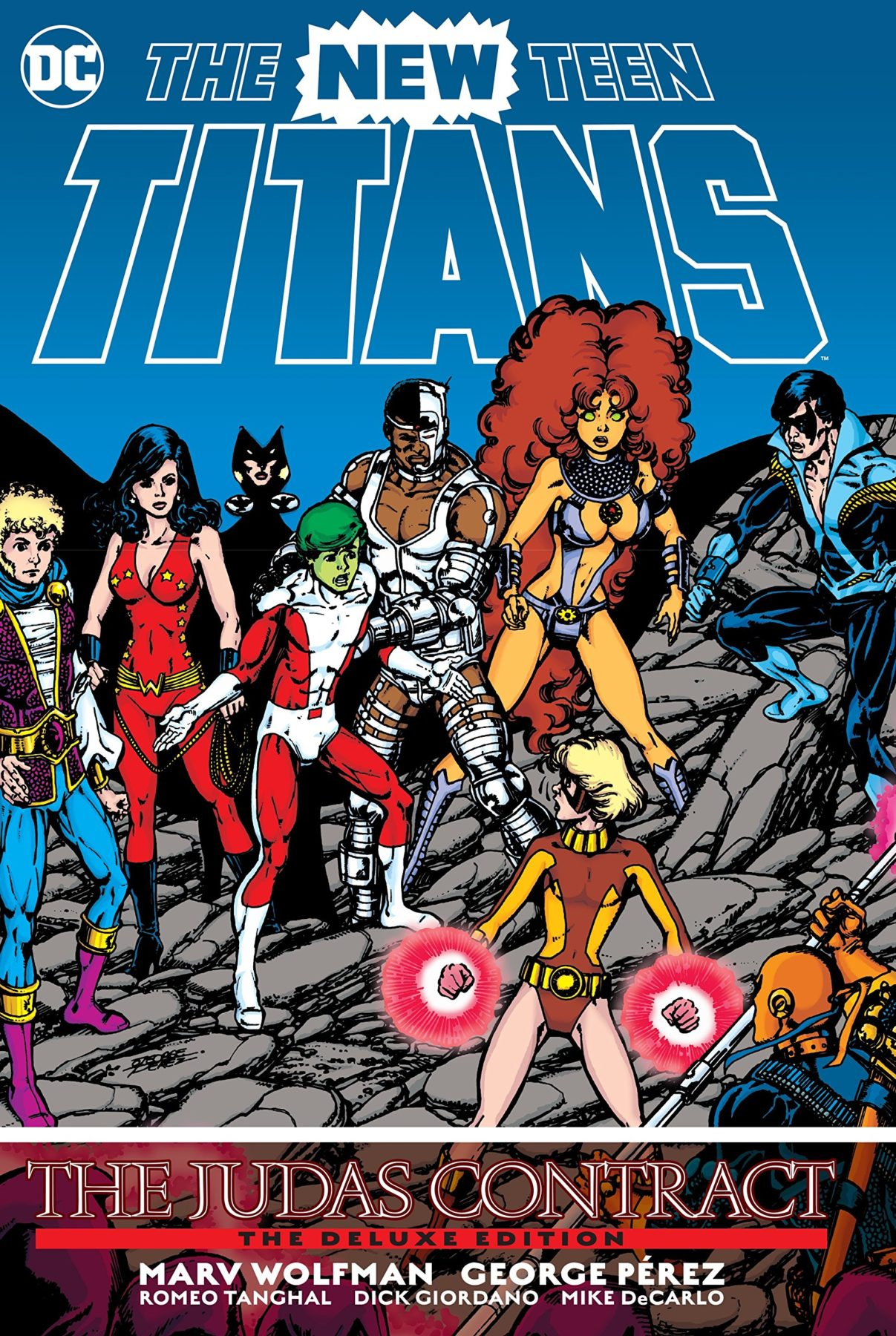 Comic Book Review - The New Teen Titans The Judas -5744