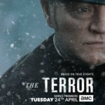 New key art for Ridley Scott-produced series The Terror featuring Ciaran Hinds and Jared Harris