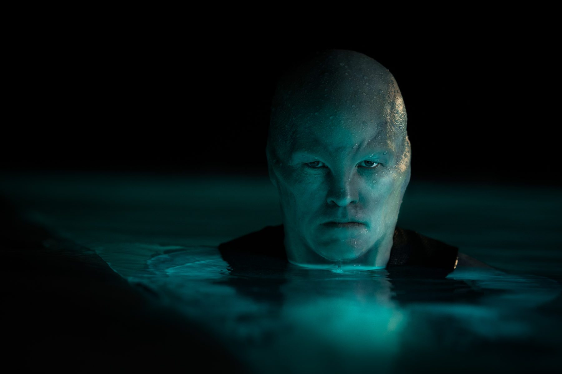 New trailer and images for sci-fi thriller The Titan ...