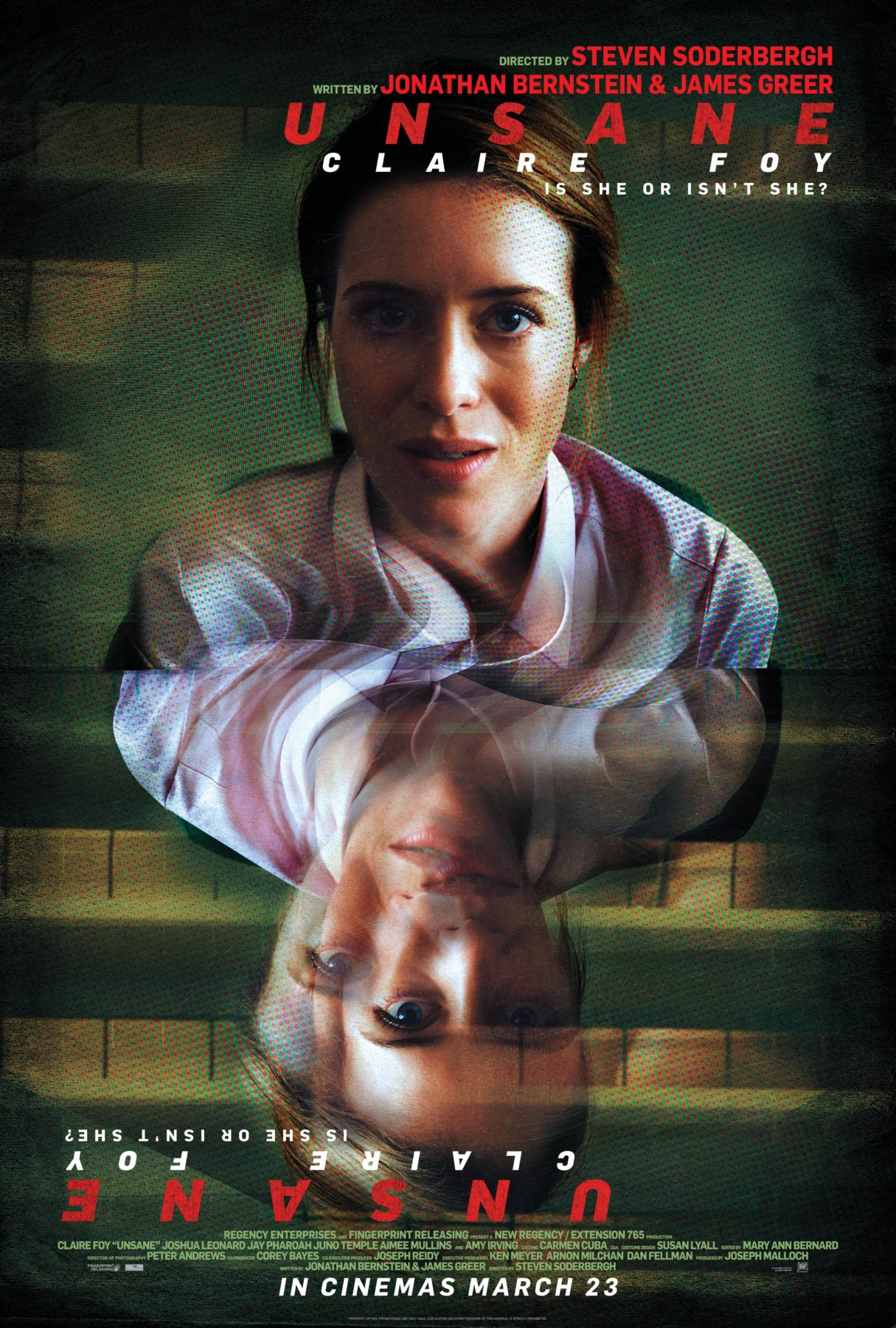 Movie Review - Unsane ...