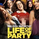 New poster for Life of the Party featuring Melissa McCarthy