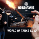World of Tanks 1.0 AR Experience to launch at this year's GDC