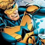 Greg Berlanti says his Booster Gold movie is still in development, and now part of the DCEU