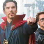 Benedict Cumberbatch praises Avengers: Infinity War co-star Robert Downey Jr., has had no word on Doctor Strange 2 yet