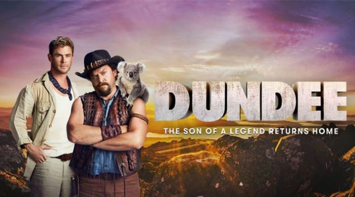 exclusive danny mcbride on whether a real dundee movie
