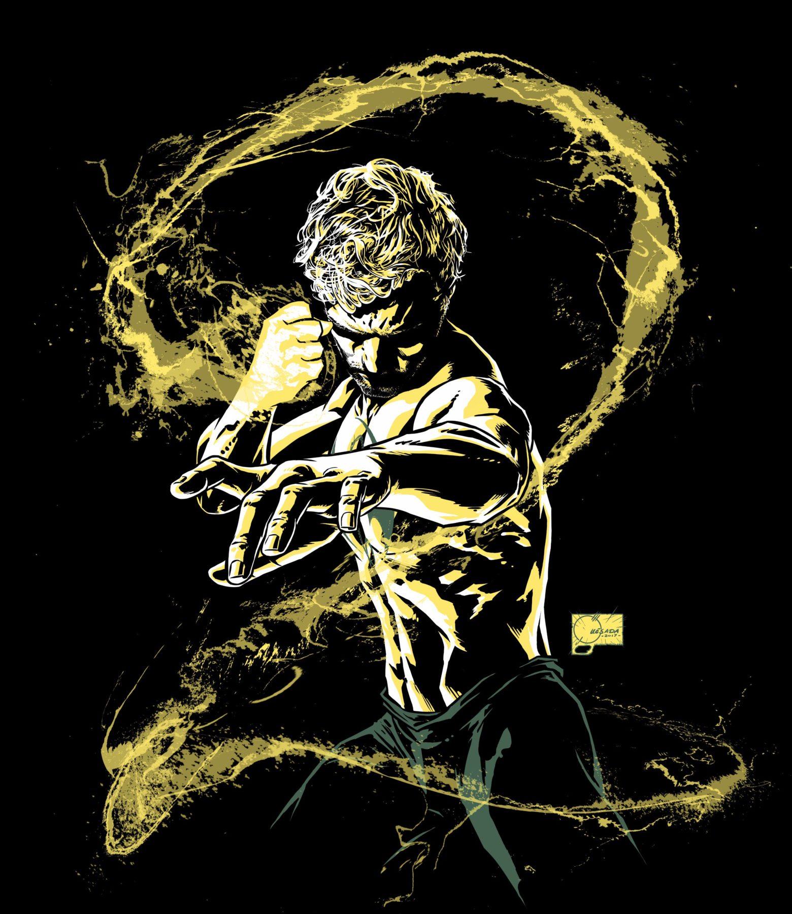 MarvelS Iron Fist Stream