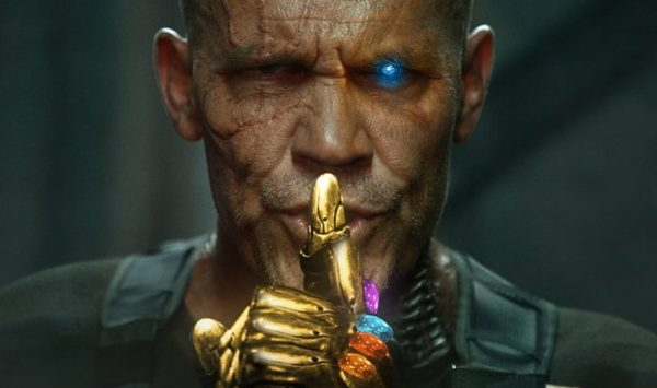 Expect Some Thanos Jokes In Deadpool 2 According To Josh Brolin