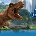 Jurassic World: Fallen Kingdom gets the Pokemon Go! treatment with Jurassic World Alive