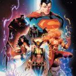 DC unveils cover artwork for Justice League #1
