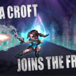 Tomb Raider's Lara Croft joins Final Fantasy Brave Exvius