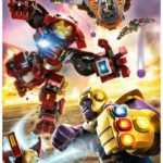 Marvel's Avengers: Infinity War gets a LEGO poster