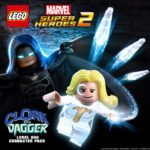 Cloak & Dagger DLC pack comes to LEGO Marvel Super Heroes 2