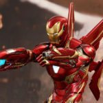 Hot Toys' Avengers: Infinity War Movie Masterpiece Iron Man figure unveiled