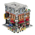 Modular Arcade achieves 10,000 supporters on LEGO Ideas