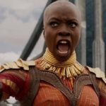 Avengers: Infinity War's Danai Gurira on how Okoye reacts to Earth's Mightiest Heroes arriving in Wakanda
