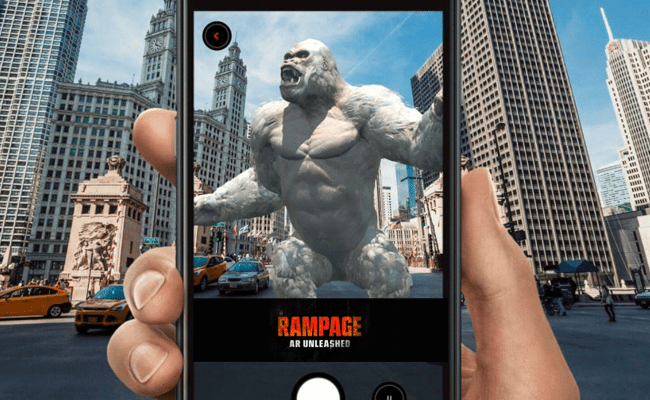 Unleash George Ralph And Lizzie Upon Your City With Rampage Ar Experience