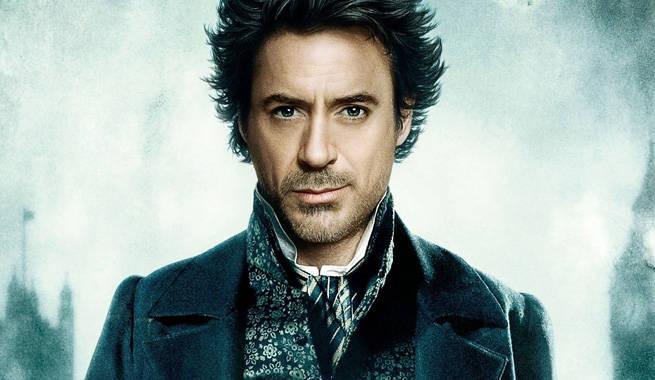 Robert Downey Jr. wants to turn Sherlock Holmes into the ...