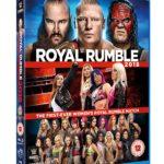 Giveaway – Win WWE Royal Rumble 2018 on Blu-ray