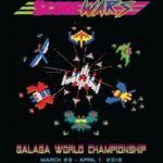 Meow Wolf has found the new Galaga World Champion at Score Wars