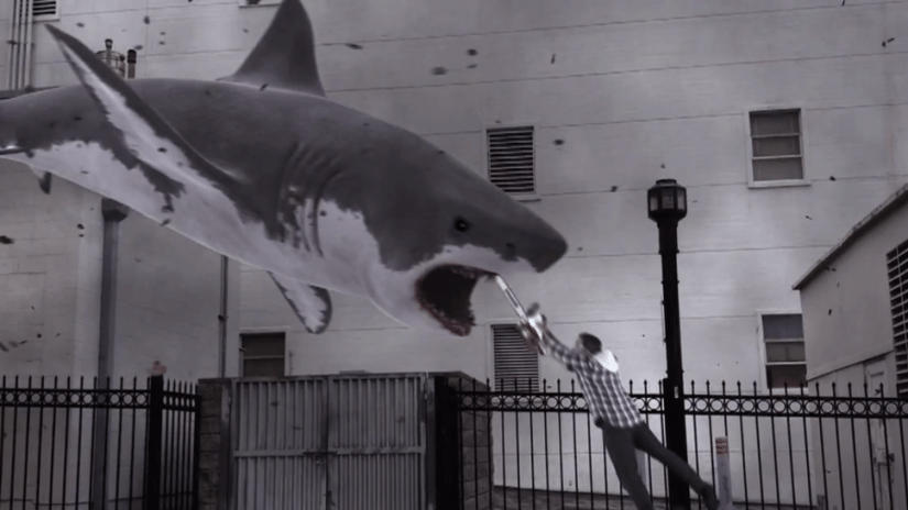 Shark Attack: A Deep Dive Into Cinema's Sinister Obsession