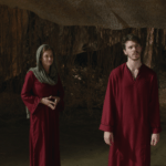 Watch an exclusive clip from The Ashram featuring Melissa Leo and Sam Keeley