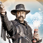 Poster and trailer for Black Dynamite follow-up The Outlaw Johnny Black