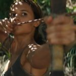 Watch nine clips from Tomb Raider, along with behind-the-scenes footage
