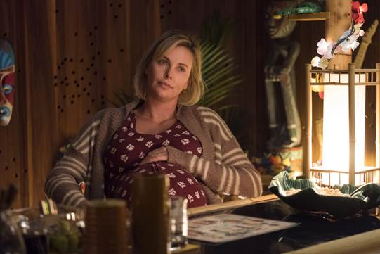 Charlize Theron is a tough mother in brand new Tully trailer