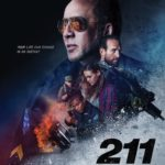 Poster and trailer for action thriller 211 starring Nicolas Cage