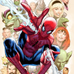 Greg Land and Rachelle Rosenberg variant cover for Amazing Spider-Man #800 revealed