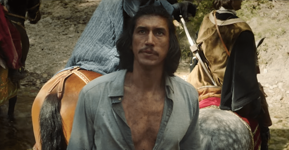 Movie Review - The Man Who Killed Don Quixote (2018)