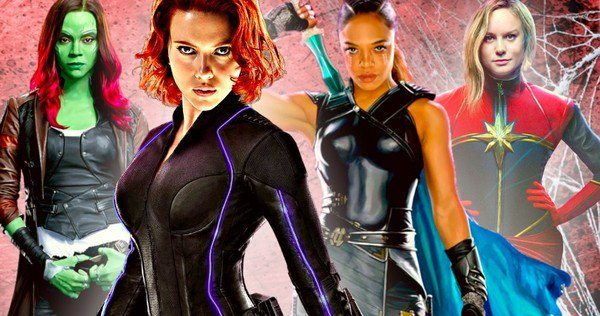 Talk of a female Marvel team-up movie blown out of proportion, according to Tessa Thompson