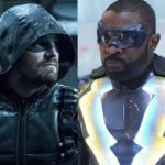 Stephen Amell believes Black Lightning will cross over with the Arrowverse