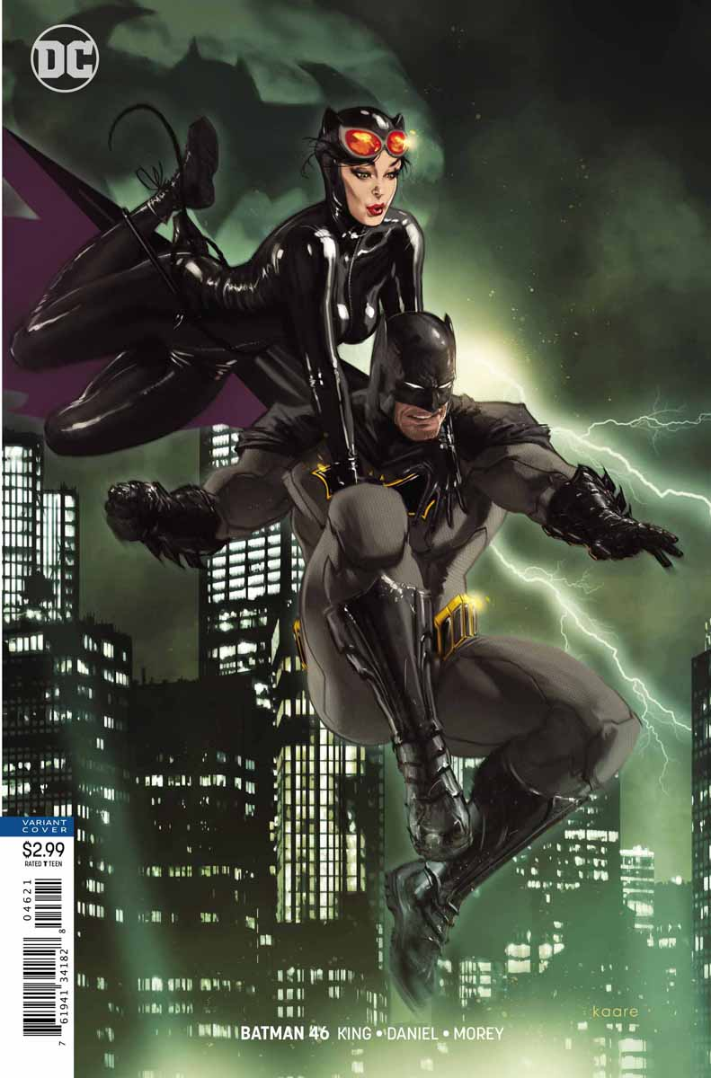 Preview of Batman #46