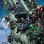 Preview of Batman/Teenage Mutant Ninja Turtles II #6