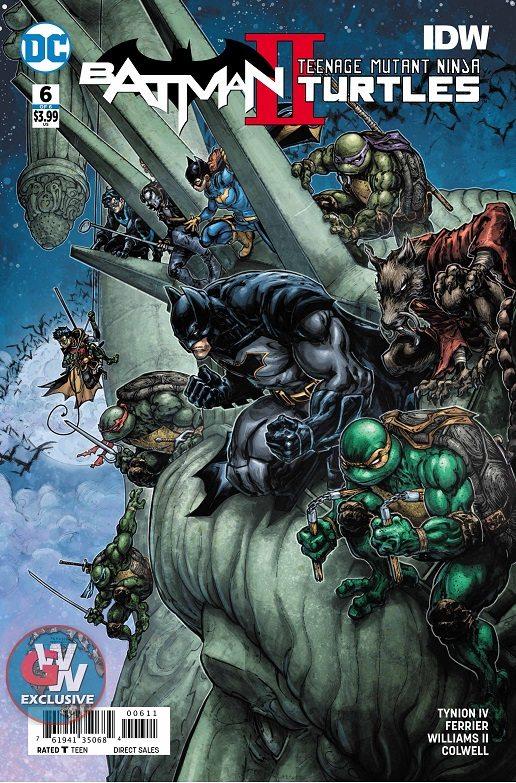 Preview of batmanteenage mutant ninja turtles ii 6 voltagebd Gallery