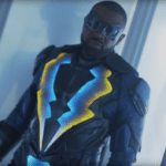 Watch the extended trailer for Black Lightning's Season 1 Finale – 'Shadow of Death: The Book of War'