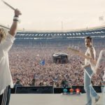 Queen play Live Aid in new Bohemian Rhapsody image, synopsis released