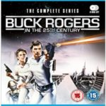 Blu-ray Review – Buck Rogers in the 25th Century: The Complete Series