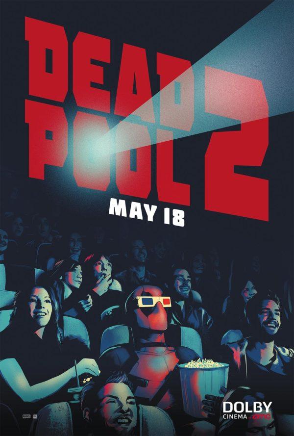 Resultado de imagen para deadpool 2 poster