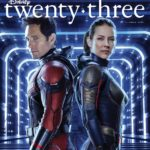 Ant-Man and the Wasp grace the cover of Disney's twenty-three