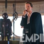 New Solo: A Star Wars Story images featuring Han, Dryden Vos, and a Mandalorian?