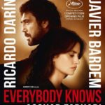 Trailer and poster for Everybody Knows starring Penelope Cruz and Javier Bardem