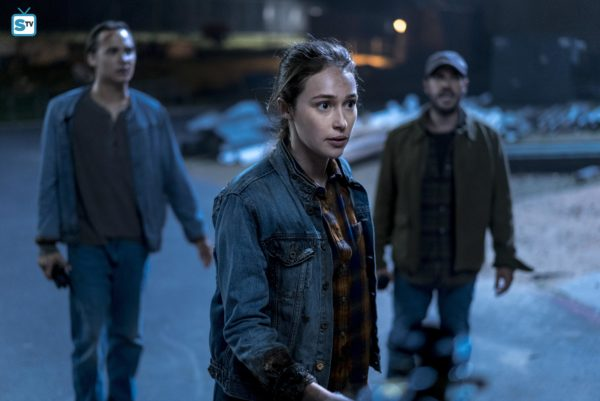 Promo, clip and images for Fear the Walking Dead Season 4