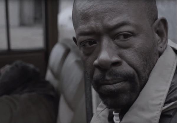 Fear the Walking Dead season 4 premiere clip Morgan Lennie James