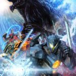 Godzilla joins Pacific Rim Uprising in Japanese poster mash-up