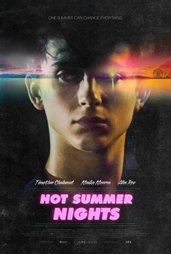 Hot-Summer-Nights-poster-600x889