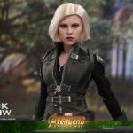 Hot Toys' Avengers: Infinity War Black Widow Movie Masterpiece Series figure revealed