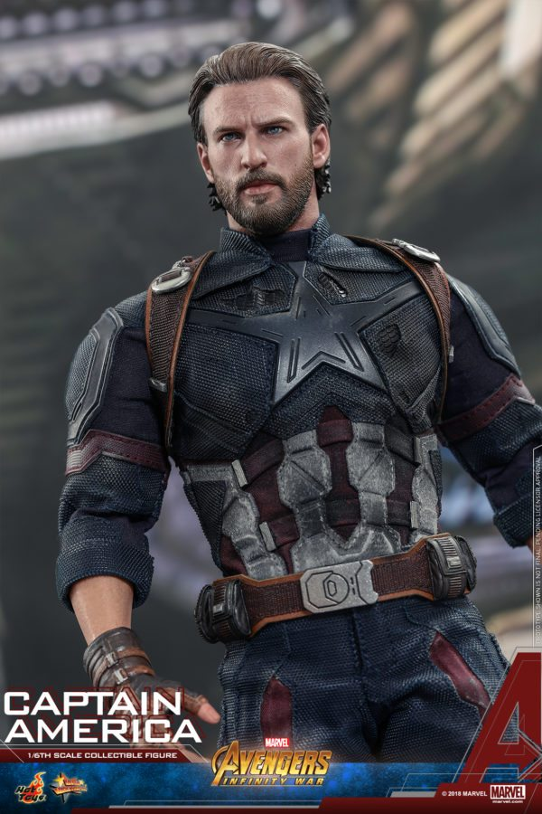 hot toys reveals its captain america movie masterpiece figure from